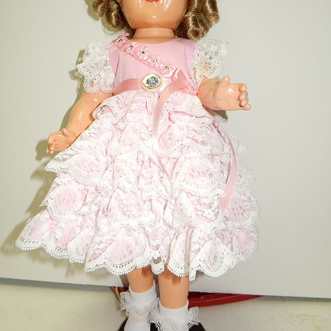 Custom Doll Clothing